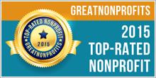 iPain GreatNonprofit 2015 award