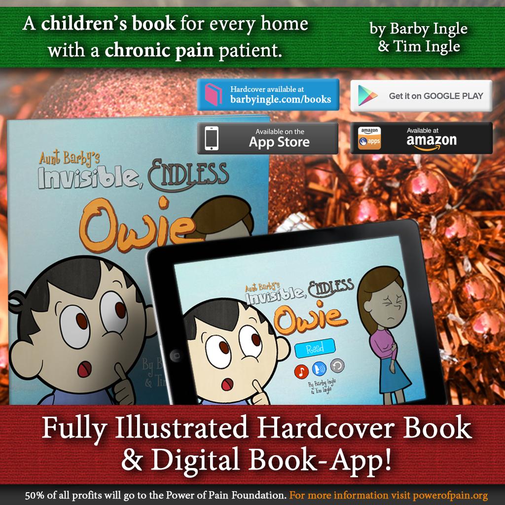 aunt barby endless owie children s book