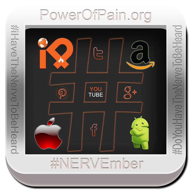Search Power of Pain Foundation at your market place to download our free app.