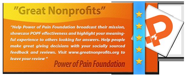ipain great nonprofits