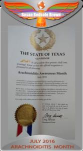 ARACHNOIDITIS 2016 TX iPain