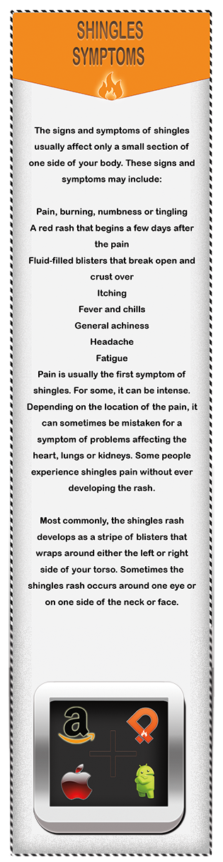 power of pain bookmark shingles