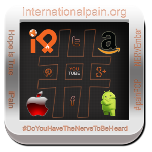 international pain AP Icon w icons