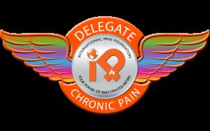 ipain delegate badge