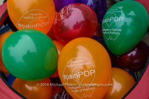 painpop balloons ipain