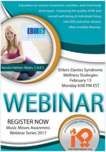 Ehlers Danlos Syndrome Wellness Strategies