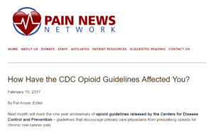 pain news network article cdc guidlines