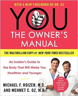 dr oz owners manual