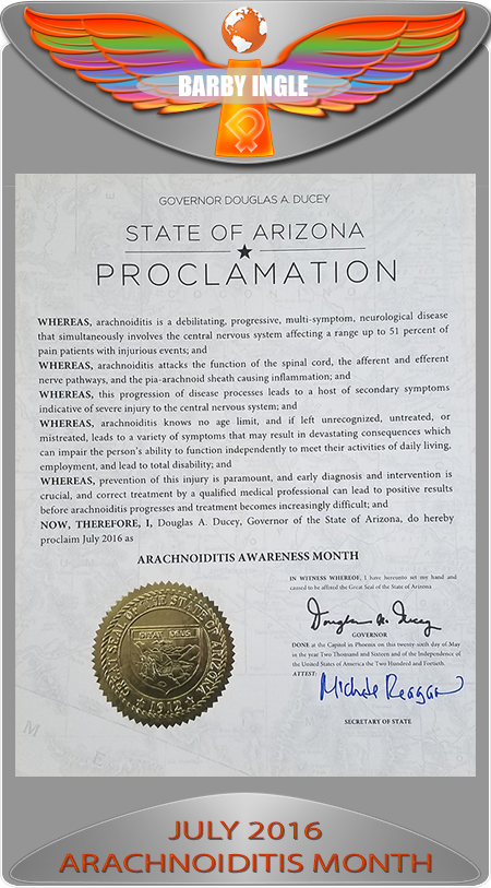 iPain state proclamations