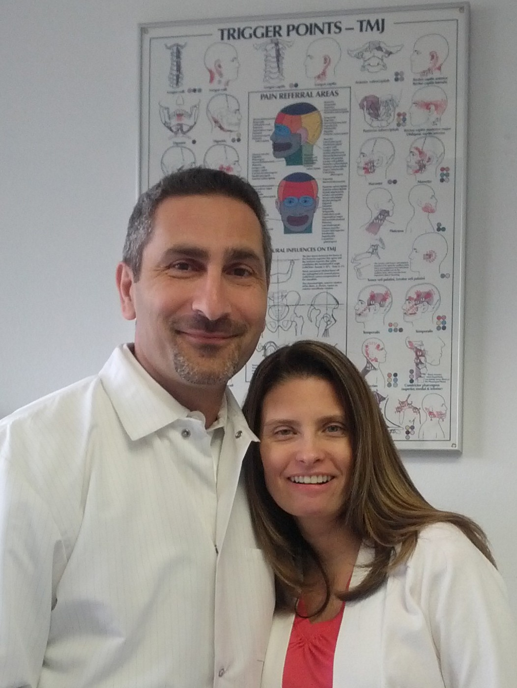 Dr Demerjian and iPain