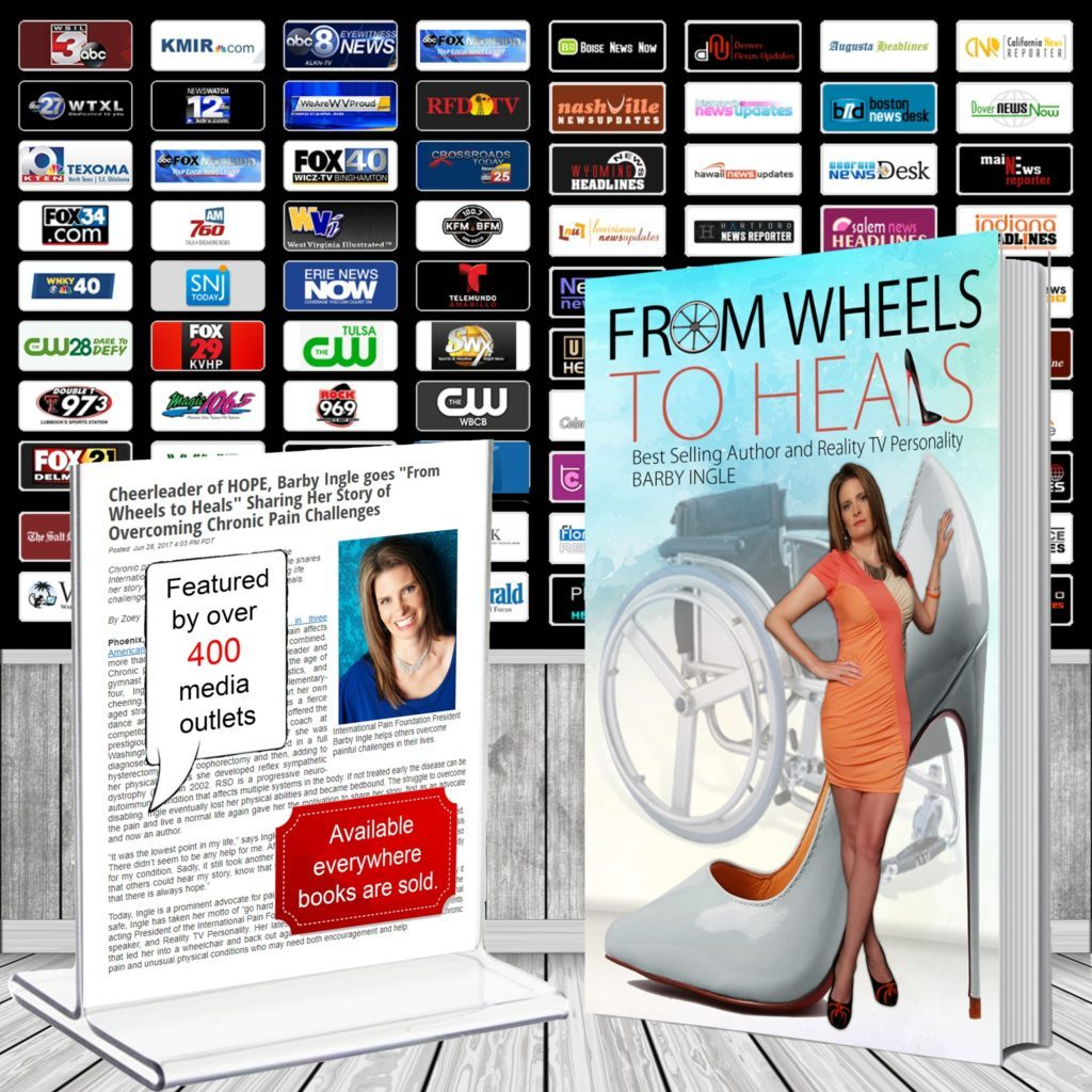FROM WHEELS TO HEALS front cover