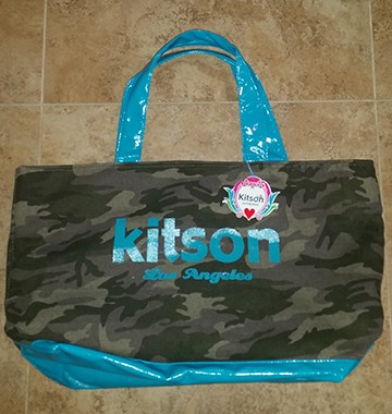 Kitson Tote Bag $20.00 value