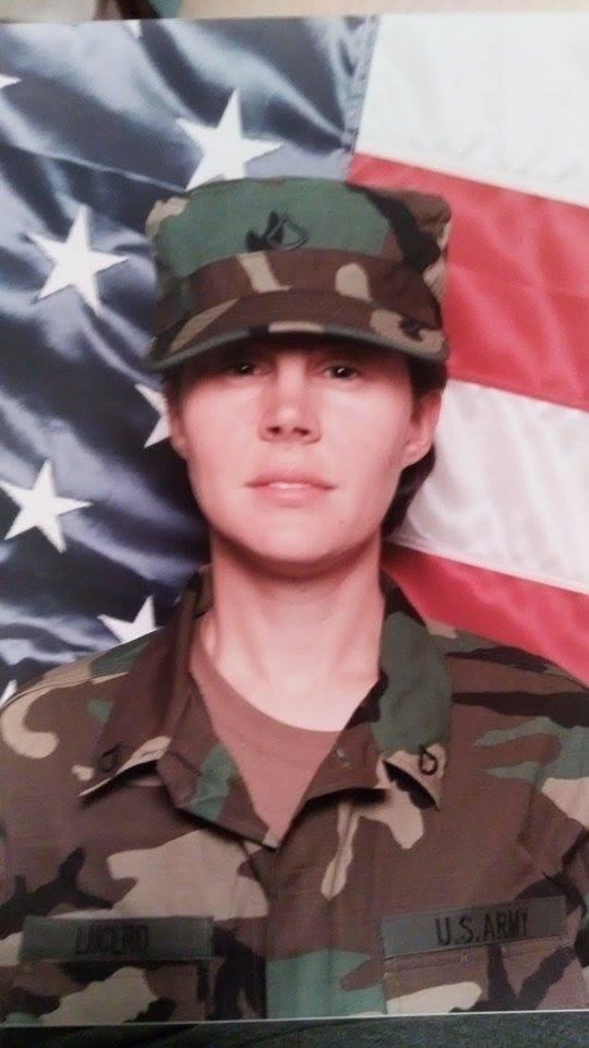 Melissa Lucero, United States Army, RSD / Fybromyalgia