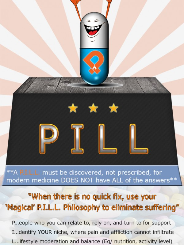 popf pill philosophy brochure