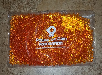 Power of Pain Heat Pack $6.00 value