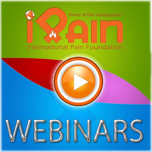 Music Moves Awareness, iPain Webinar Series 2016