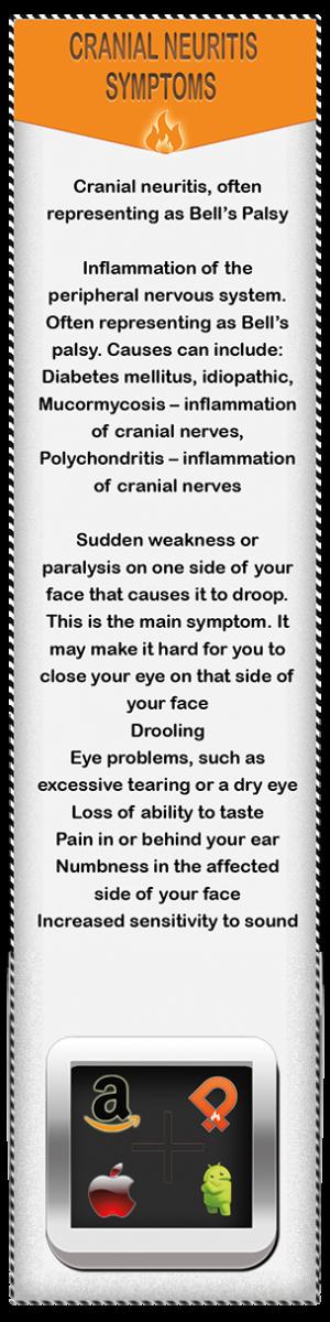 power of pain bookmark cranial neuritis