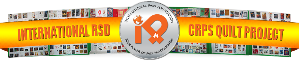 ipain international rsd crps quilt